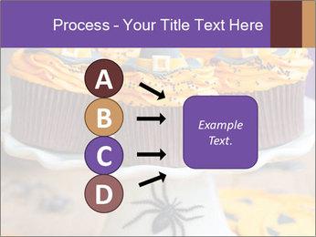 Halloween cupcakes PowerPoint Template - Slide 94