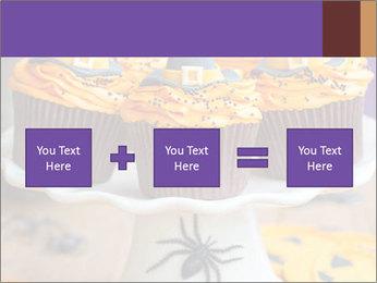 Halloween cupcakes PowerPoint Template - Slide 95