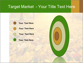 Colorful foliage PowerPoint Template - Slide 84