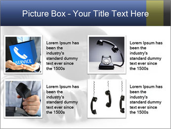 Phone PowerPoint Template - Slide 14