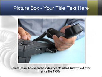 Phone PowerPoint Template - Slide 15