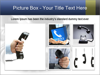 Phone PowerPoint Template - Slide 19
