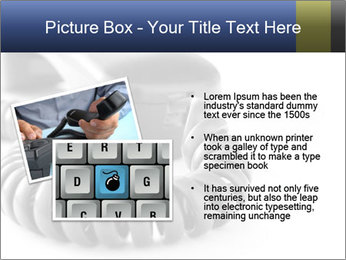 Phone PowerPoint Template - Slide 20