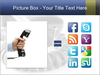 Phone PowerPoint Template - Slide 21