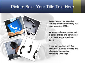 Phone PowerPoint Template - Slide 23