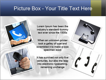 Phone PowerPoint Template - Slide 24