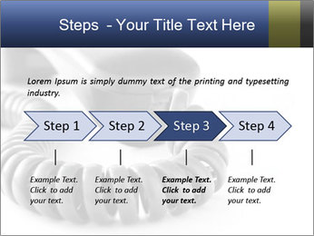 Phone PowerPoint Template - Slide 4