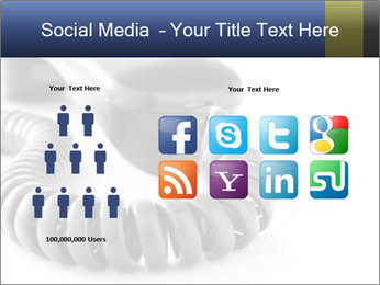 Phone PowerPoint Template - Slide 5