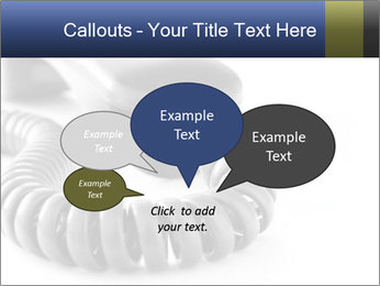 Phone PowerPoint Template - Slide 73