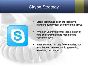 Phone PowerPoint Template - Slide 8