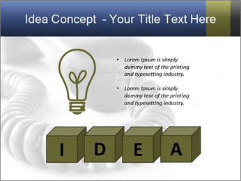 Phone PowerPoint Template - Slide 80