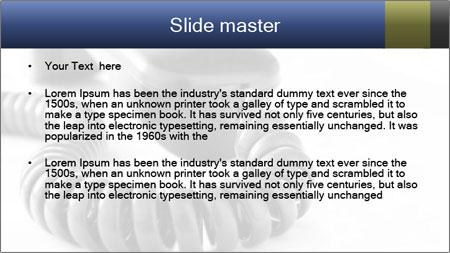Phone PowerPoint Template - Slide 2