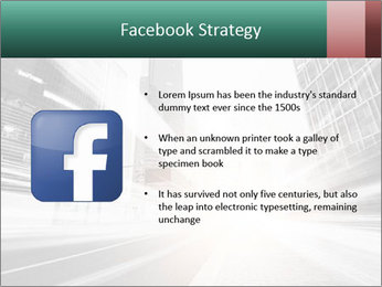 The light trails PowerPoint Template - Slide 6