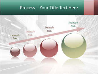 The light trails PowerPoint Template - Slide 87