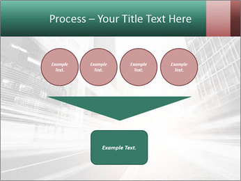 The light trails PowerPoint Template - Slide 93