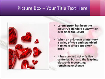 Ruby gemstone PowerPoint Template - Slide 13