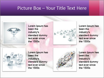 Ruby gemstone PowerPoint Template - Slide 14