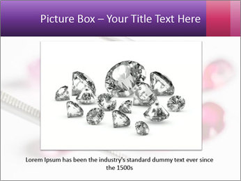 Ruby gemstone PowerPoint Template - Slide 15