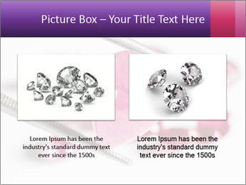 Ruby gemstone PowerPoint Template - Slide 18
