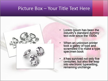Ruby gemstone PowerPoint Template - Slide 20