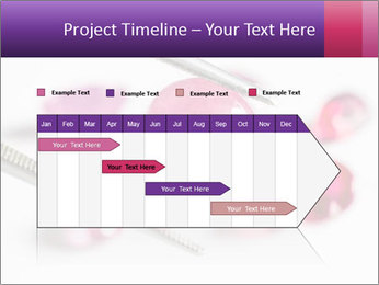 Ruby gemstone PowerPoint Template - Slide 25