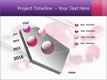 Ruby gemstone PowerPoint Template - Slide 26