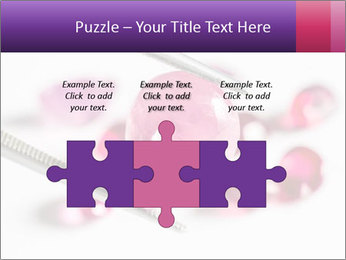 Ruby gemstone PowerPoint Template - Slide 42
