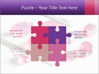 Ruby gemstone PowerPoint Template - Slide 43