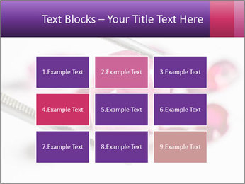 Ruby gemstone PowerPoint Template - Slide 68