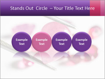 Ruby gemstone PowerPoint Template - Slide 76