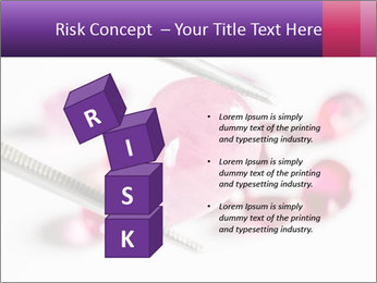 Ruby gemstone PowerPoint Template - Slide 81