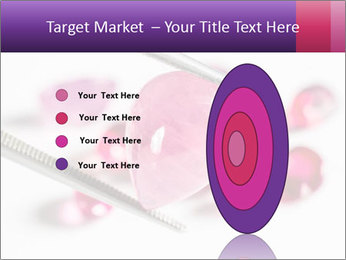 Ruby gemstone PowerPoint Template - Slide 84