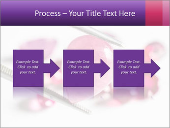 Ruby gemstone PowerPoint Template - Slide 88