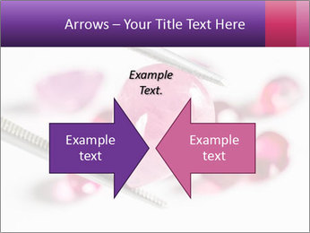 Ruby gemstone PowerPoint Template - Slide 90