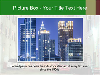 Brooklyn street PowerPoint Template - Slide 15