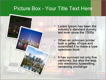 Brooklyn street PowerPoint Template - Slide 17