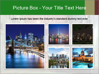 Brooklyn street PowerPoint Template - Slide 19