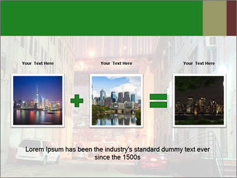 Brooklyn street PowerPoint Template - Slide 22
