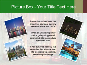 Brooklyn street PowerPoint Template - Slide 24