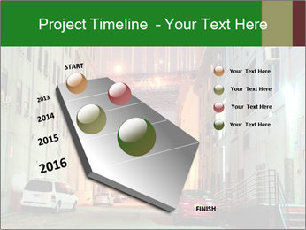 Brooklyn street PowerPoint Template - Slide 26