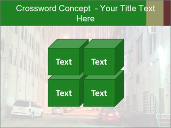 Brooklyn street PowerPoint Template - Slide 39