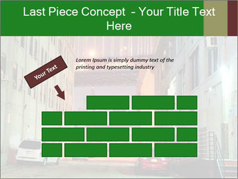 Brooklyn street PowerPoint Template - Slide 46