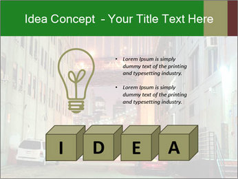 Brooklyn street PowerPoint Template - Slide 80