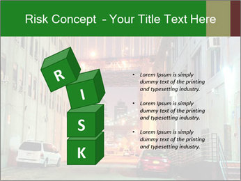 Brooklyn street PowerPoint Template - Slide 81