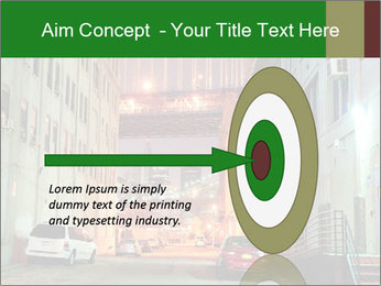 Brooklyn street PowerPoint Template - Slide 83