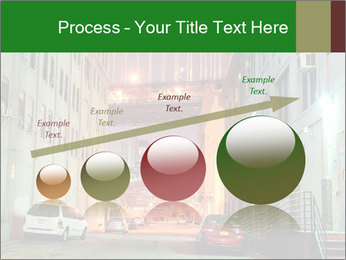 Brooklyn street PowerPoint Template - Slide 87