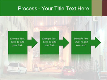 Brooklyn street PowerPoint Template - Slide 88
