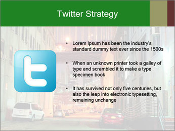 Brooklyn street PowerPoint Template - Slide 9