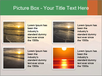 Sunrise PowerPoint Template - Slide 14