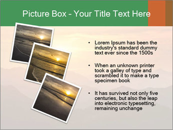 Sunrise PowerPoint Template - Slide 17